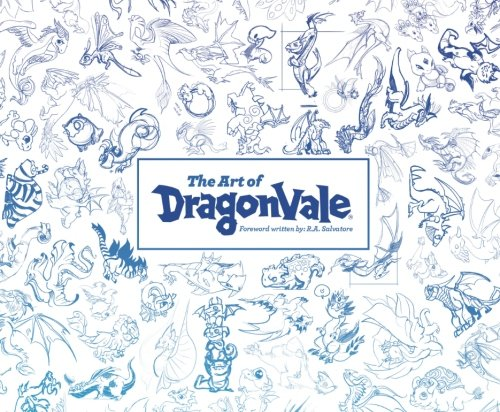 The Art of DragonVale - The definitive fan guide to the DragonVale mobile games