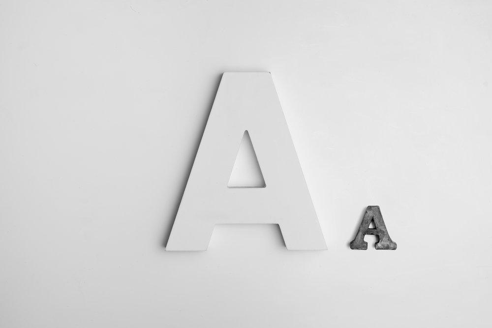 The Day the Alphabet Quit - Original Children's Book