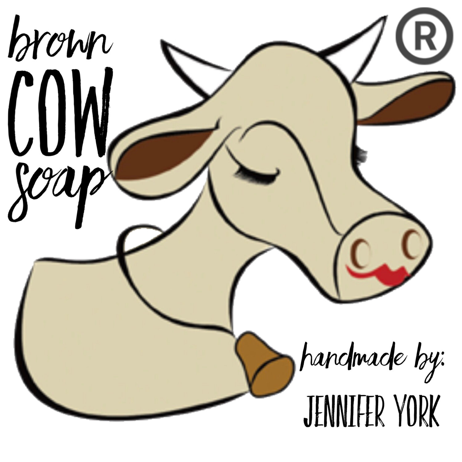 Brown Cow Soap
