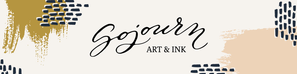 Footer Logo for Sojourn Art and Ink
