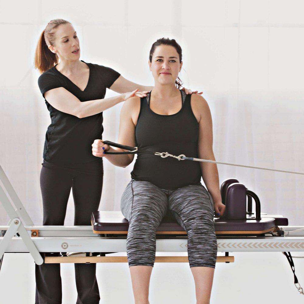 Minneapolis Prenatal & Postnatal Pilates
