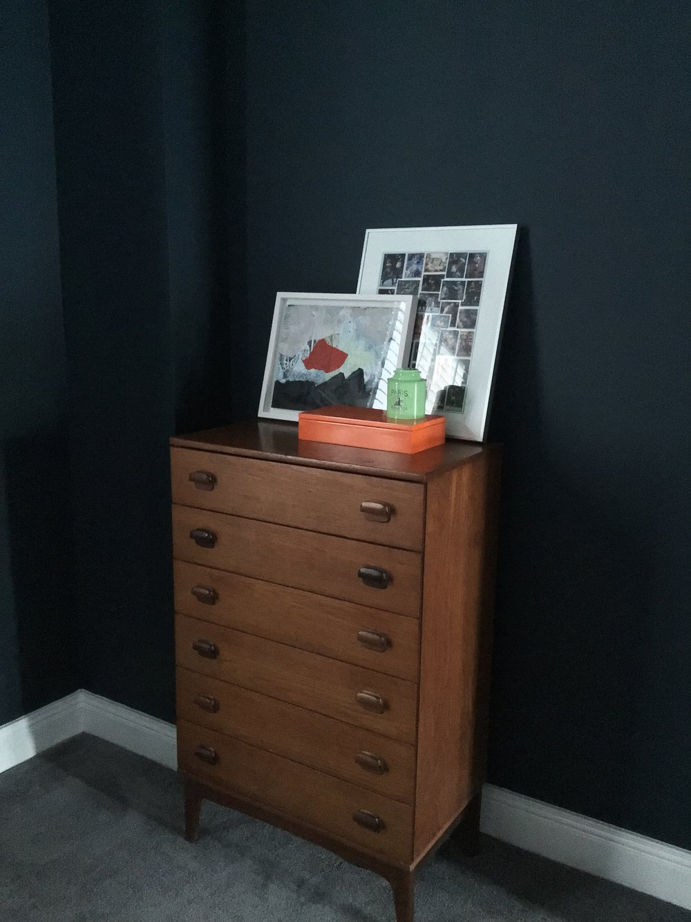 Chest of drawers by Betty's Lounge, Belfast