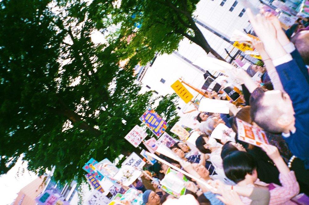 Film photos by FUJIGARA