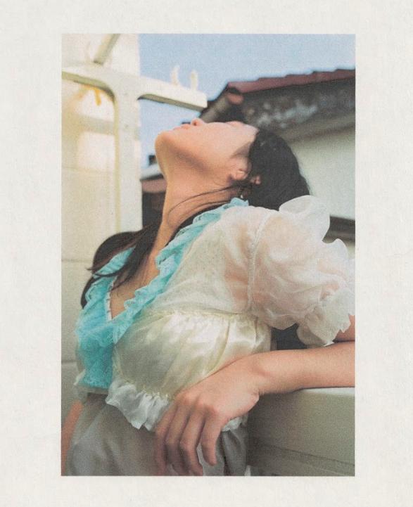 model: Ayu Watanabe (@yakuzayu)