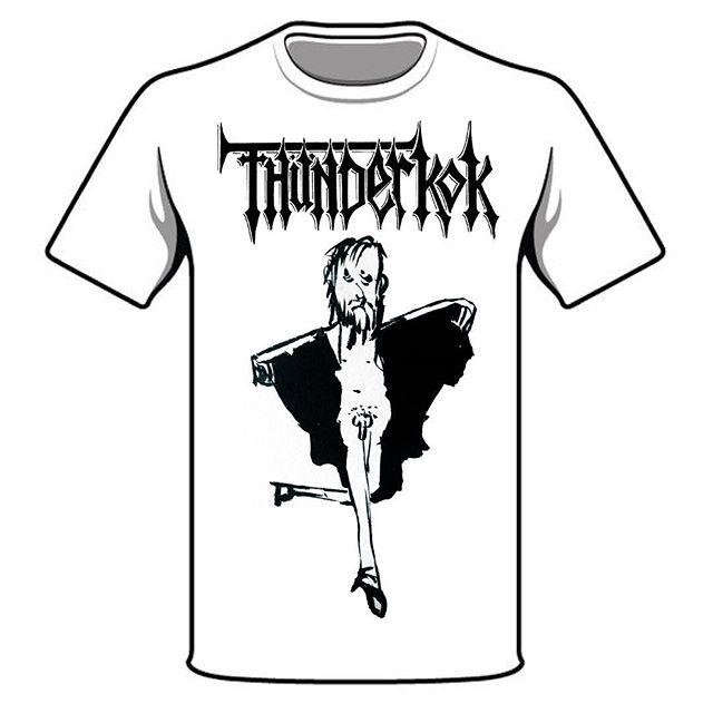 PRE-ORDER our next TEE!!! For a mere $15 you could be the proud future-owner of our next tee featuring the artwork of our very own @johnnnnnysmokes !!! If we get like, I dunno, 10 or 15 people into it- I'll order em this weekend. Leave your NAME/SIZE in the COMMENTS below to join the PRE-ORDER!!! #preorder #newtee #newpee #sexualhealing #sexualfeeling #thunderkok #ifuckinlovethunderkok