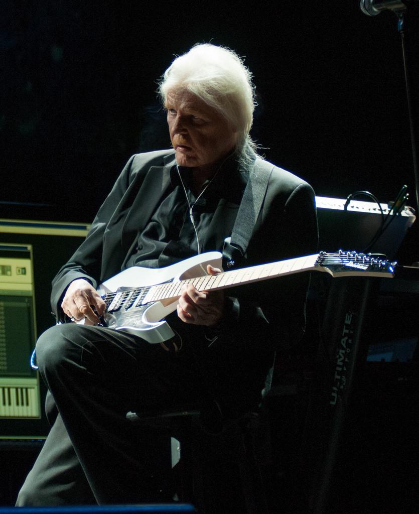 Edgar Froese of Tangerine Dream