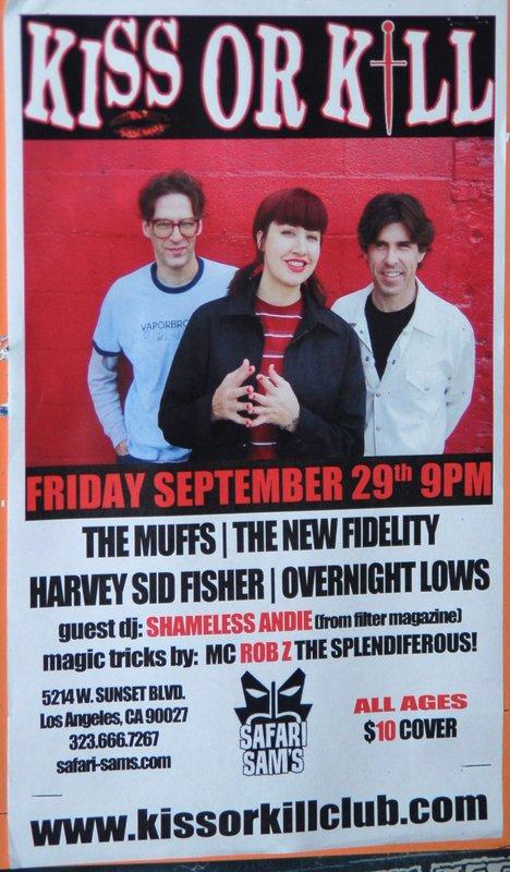 The  Muffs 9-29-2006