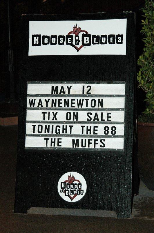 The Muffs 4-26-2006