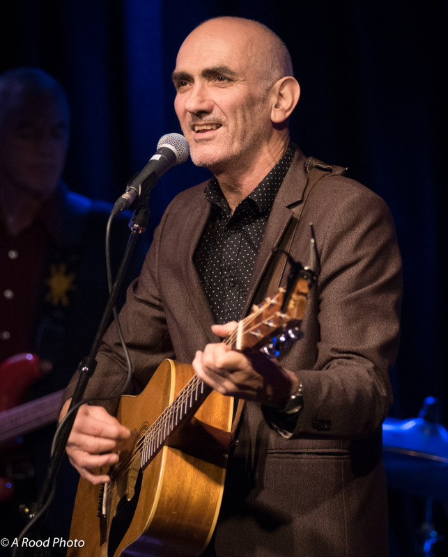 Paul Kelly @ The Federal 10-22-2017