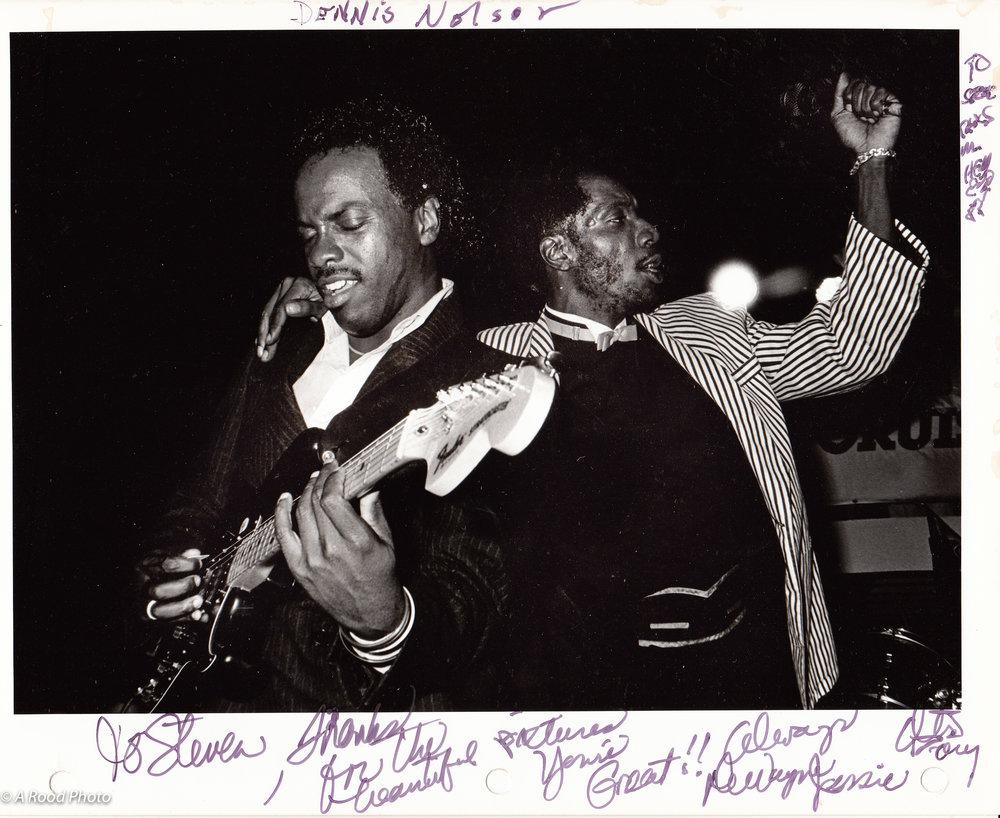 Otis Day 1985