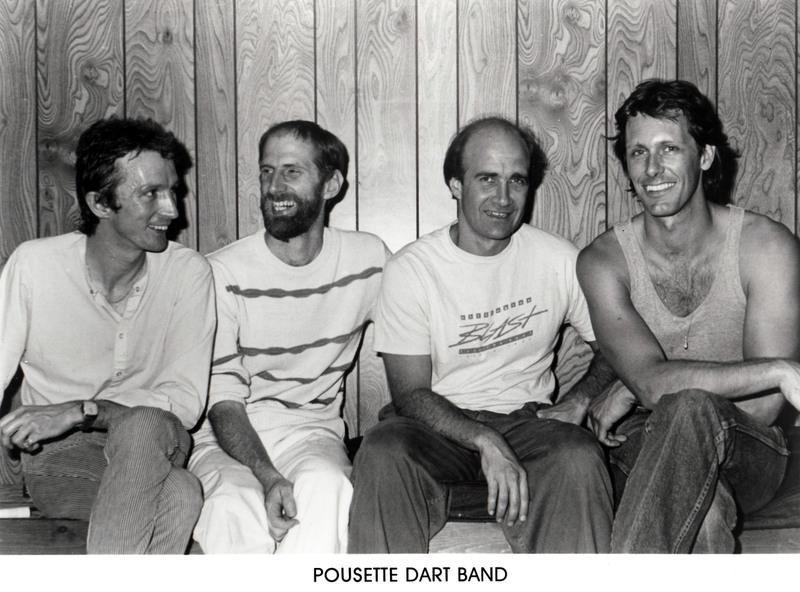 Pousette Dart Band 1985