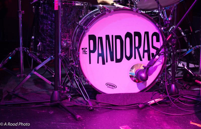 The Pandoras 9-13-2016