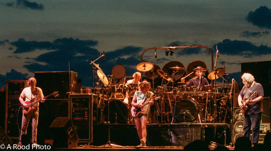 Grateful Dead 7-2-1988