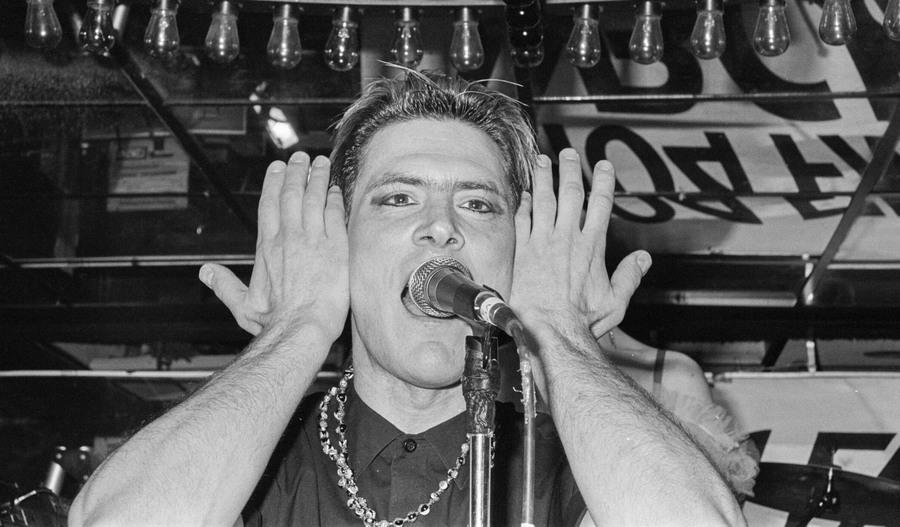 Rick Berlin 1986