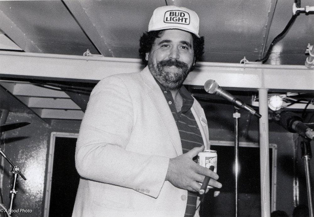 Barry Crimmins
