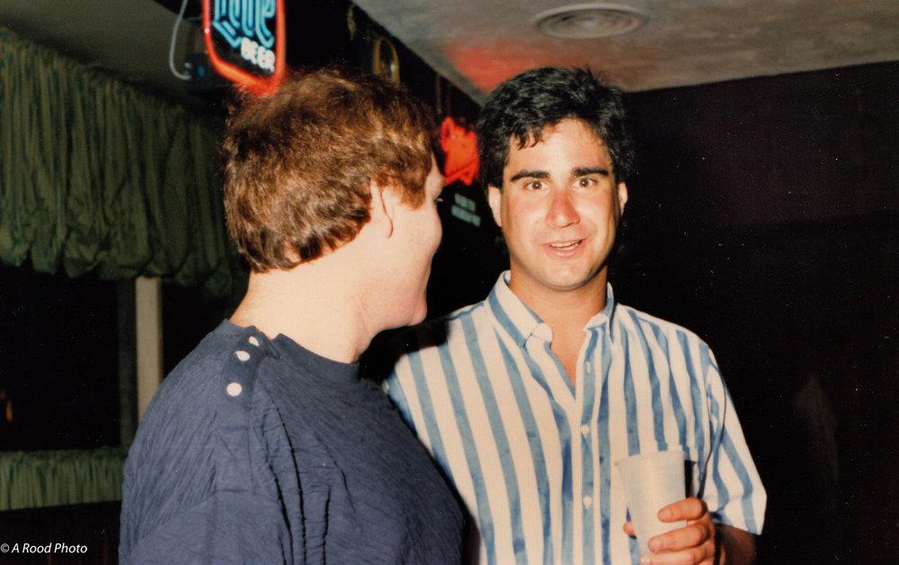 Teddy Bergeron & Bob Lazarus