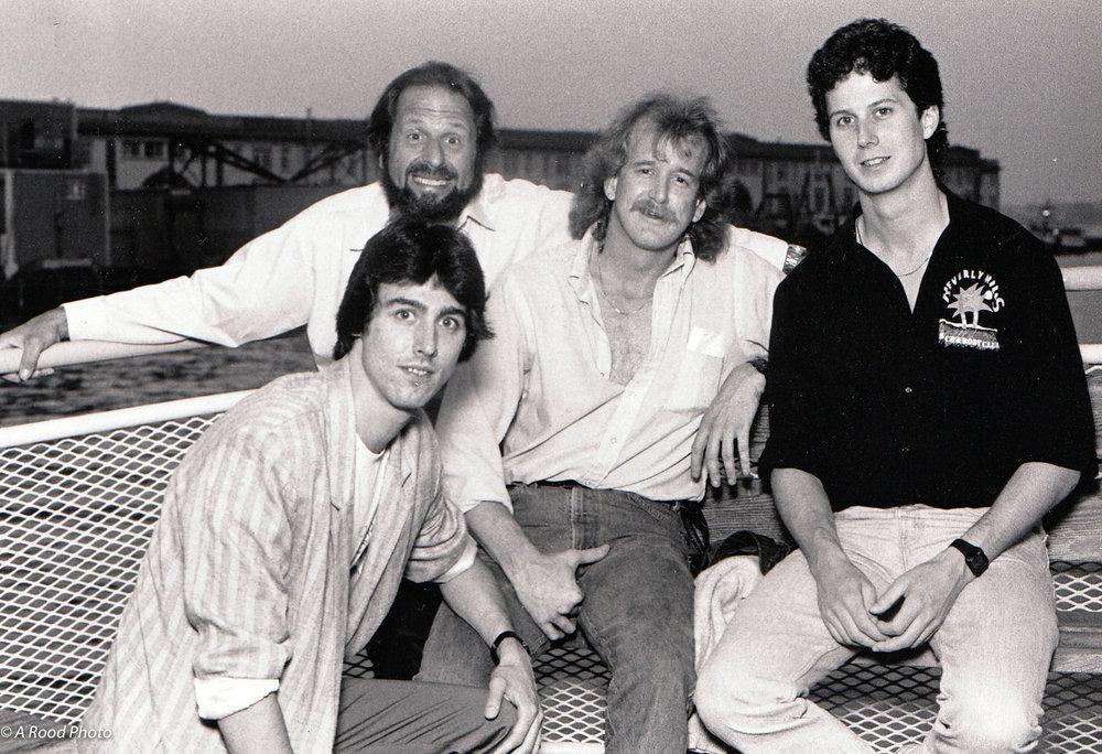Bob Seibel, Billy Martin