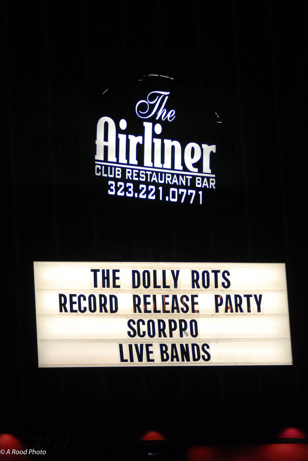 The Dollyrots 3-24-2008