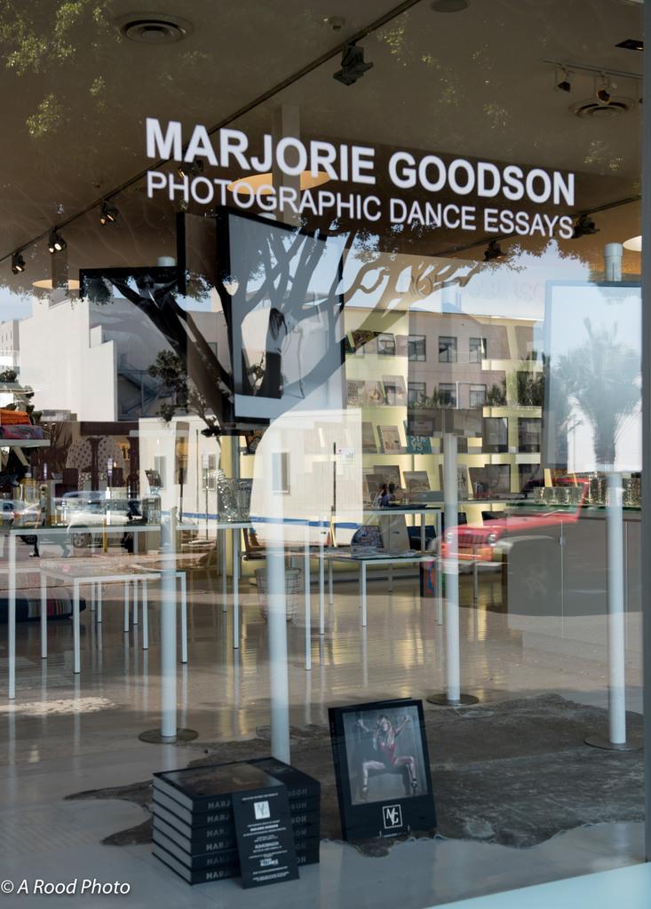 Marjorie Goodson Book Release