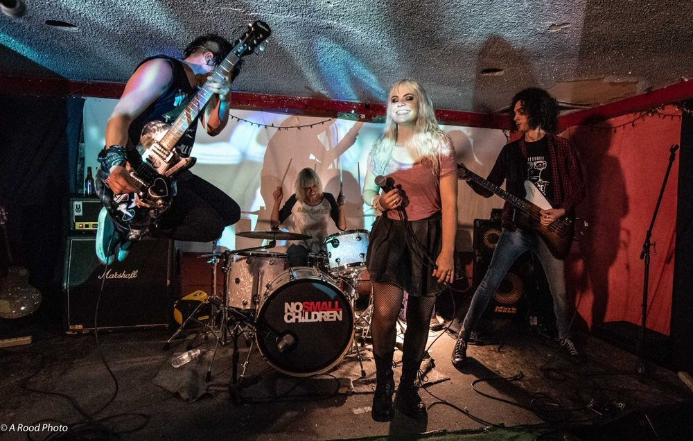 The Dollyrots 6-23-2018