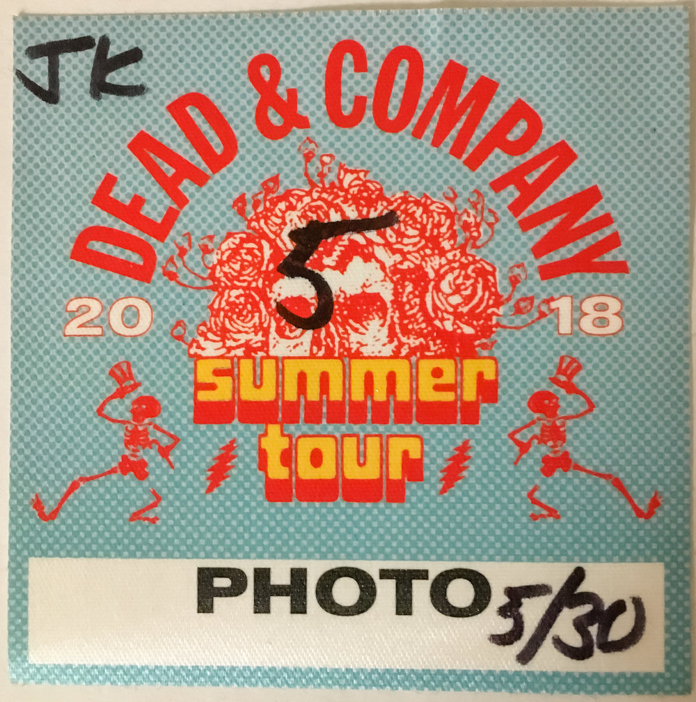 Dead & Company 5-30-2018