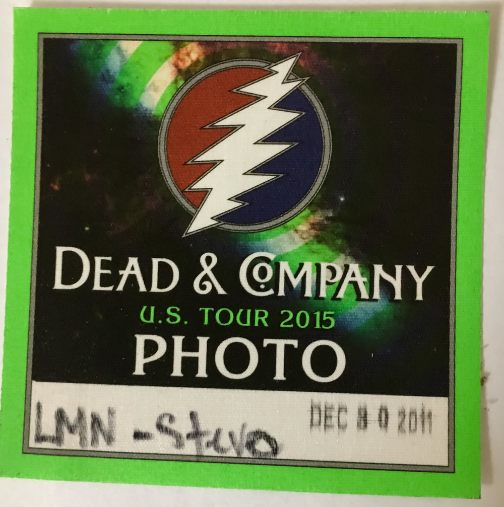 Dead & Company 12-30-2015