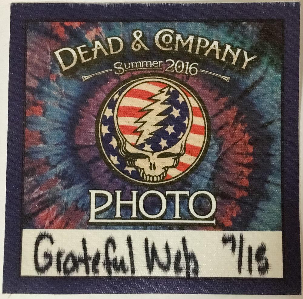 Dead & Company 7-15-2016