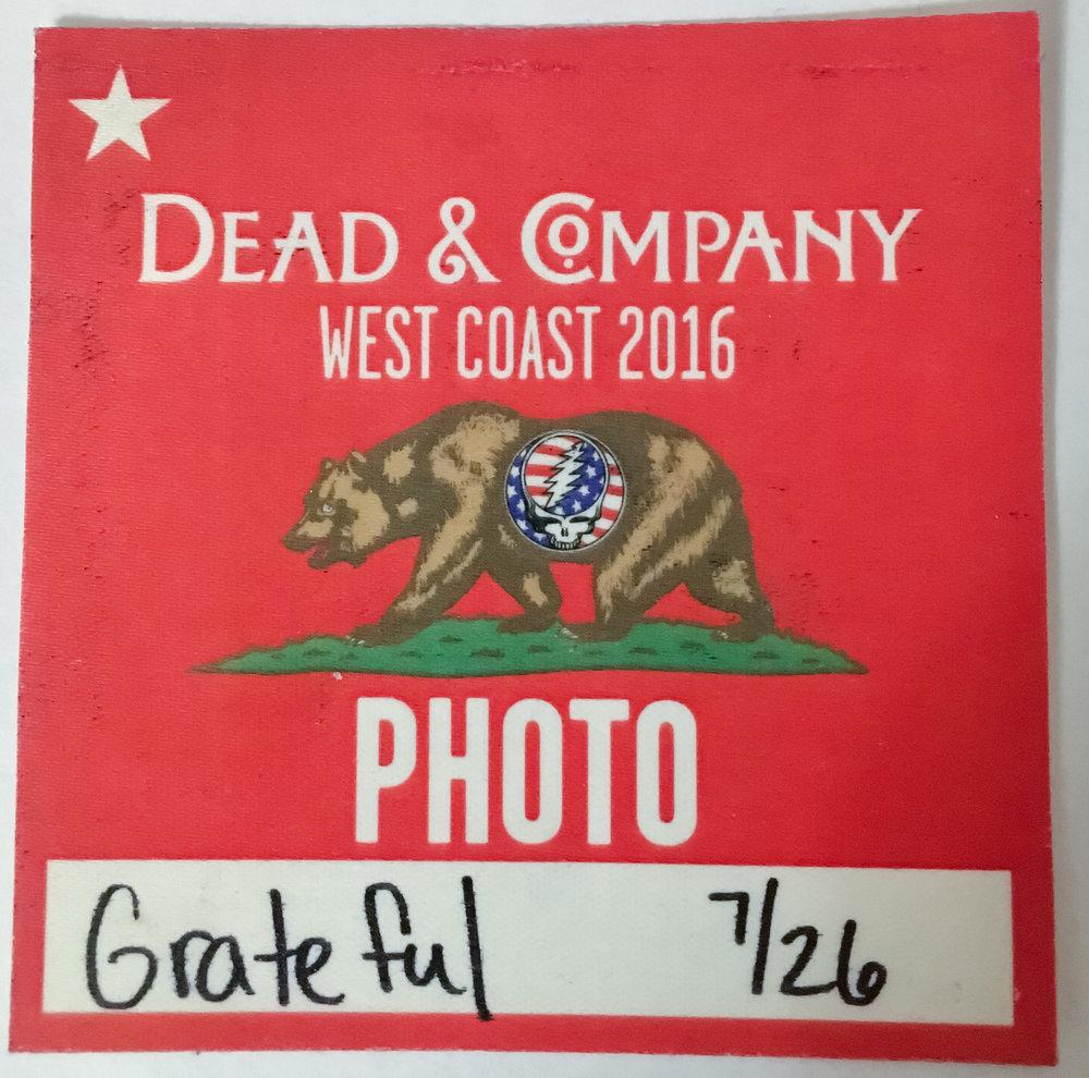 Dead & Company 7-26-2016