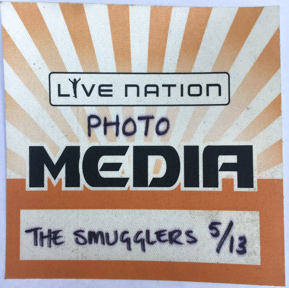 The Smugglers 5-13-2017