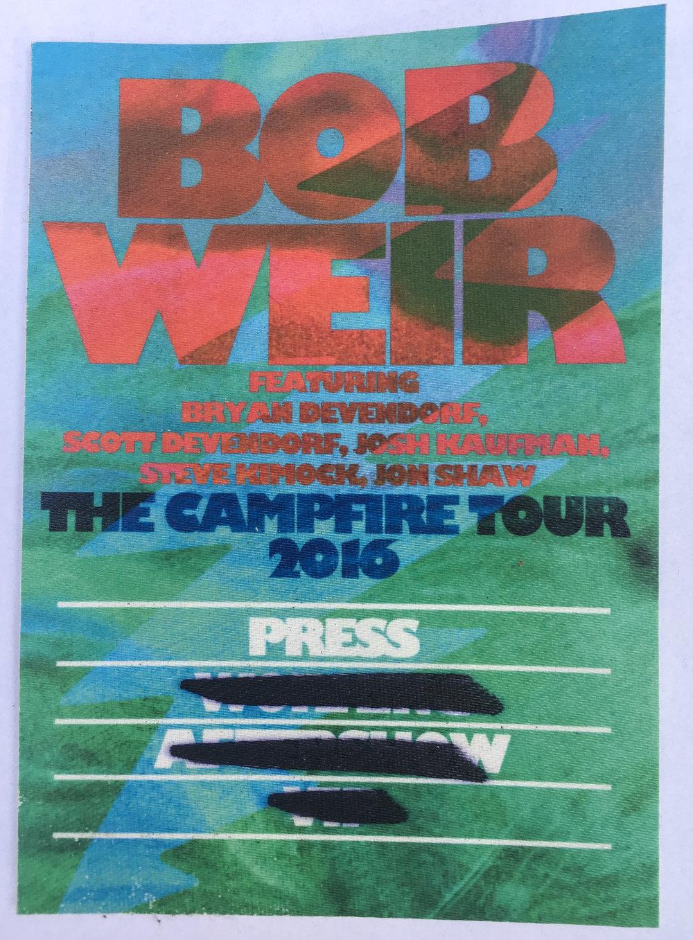 Bob Weir 10-10-2016