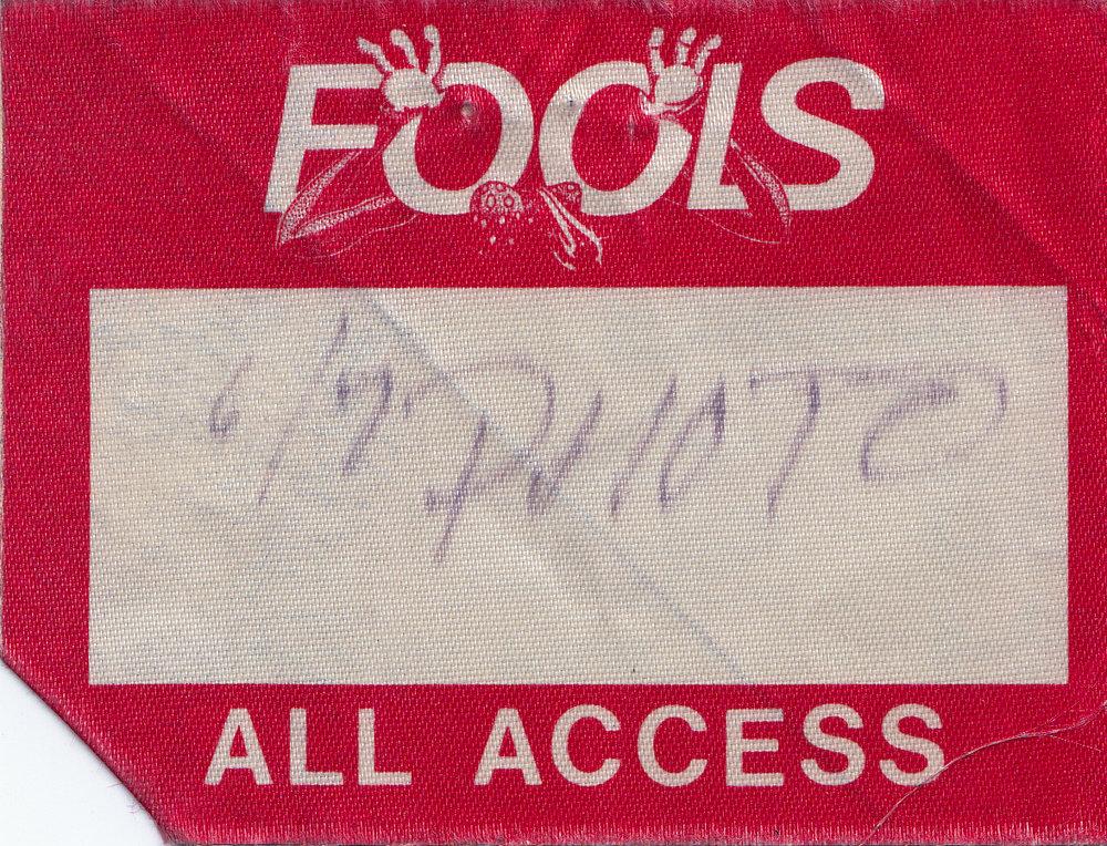 The Fools 1985
