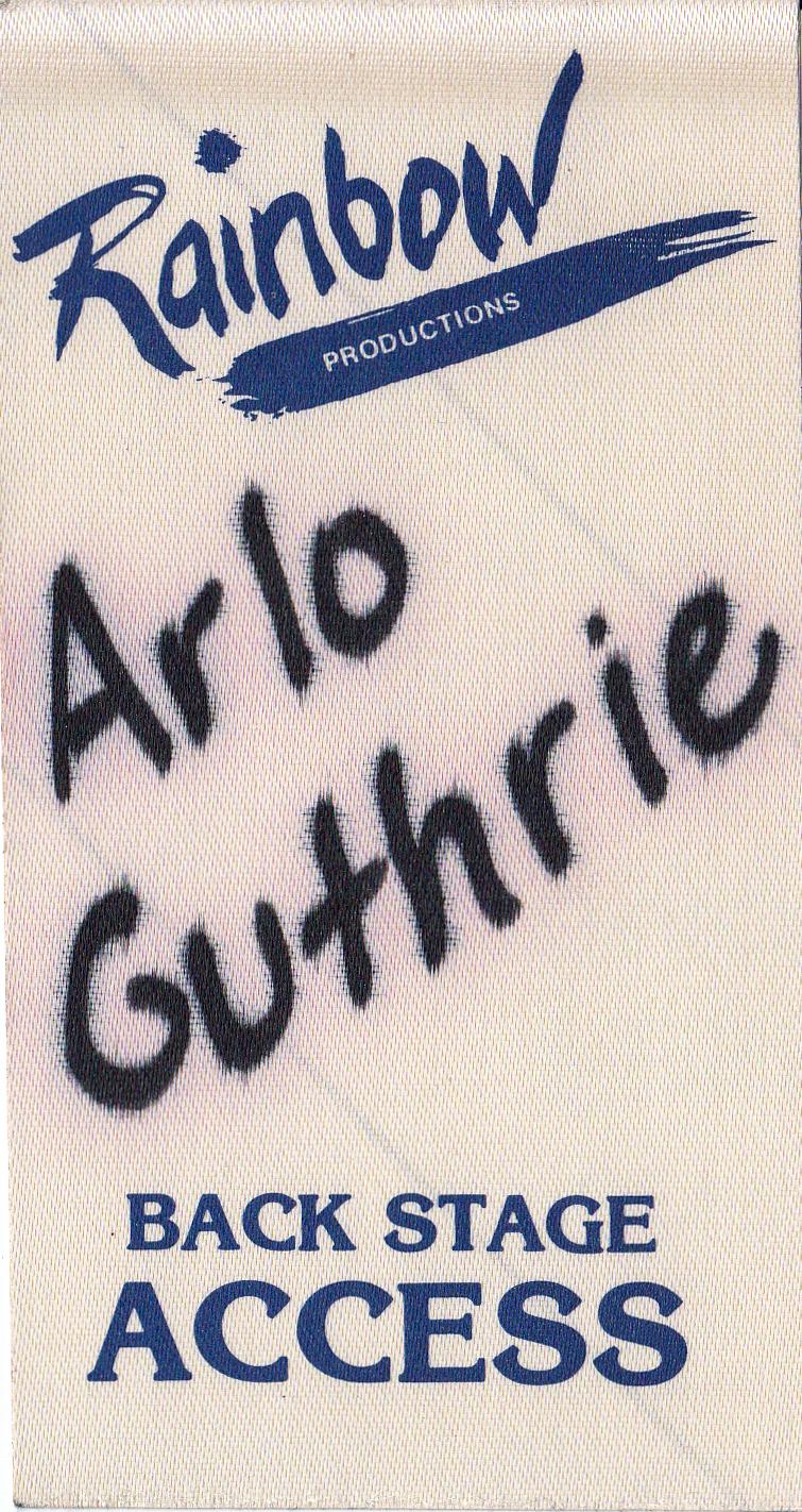 Arlo Guthrie 1985