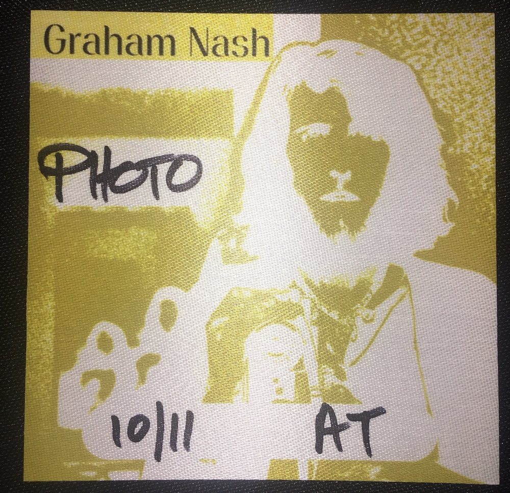 Graham Nash 10-11-2018