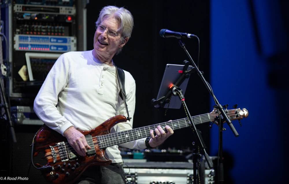 Phil Lesh at the Outlaw Festival