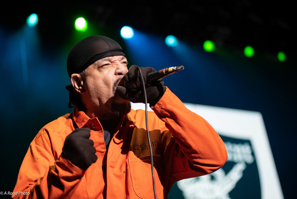 Ice-T with Body Count