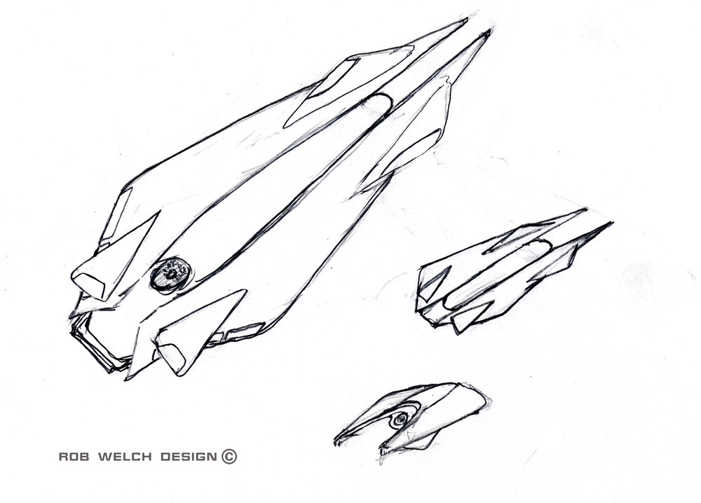 Condor Concept A (The Leviathan Chronicles)