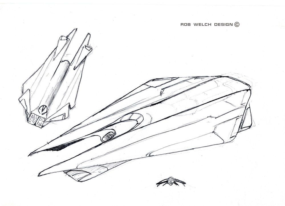 Condor Concept B (The Leviathan Chronicles)
