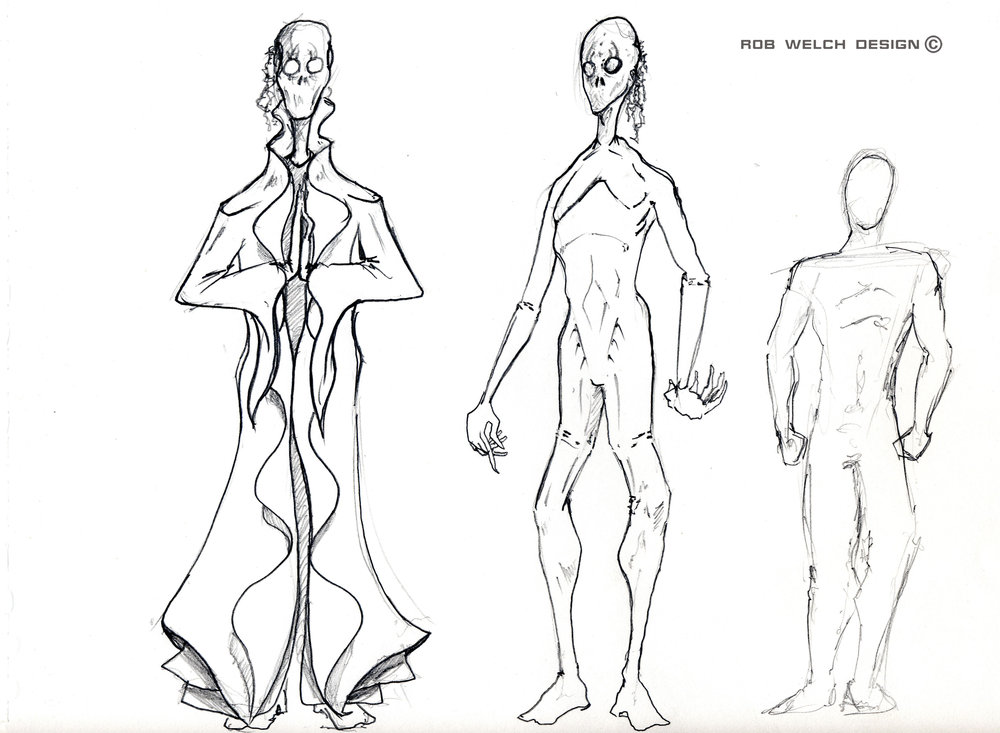 Alien Character Sheet (The Leviathan Chronicles)