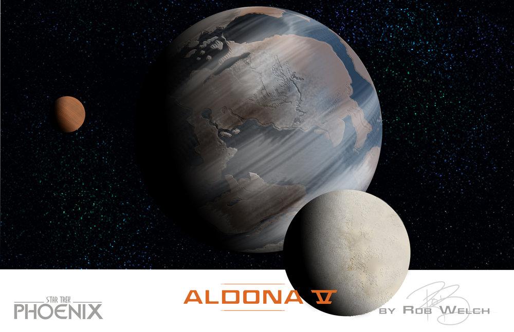 ALDONA V Planet Concept