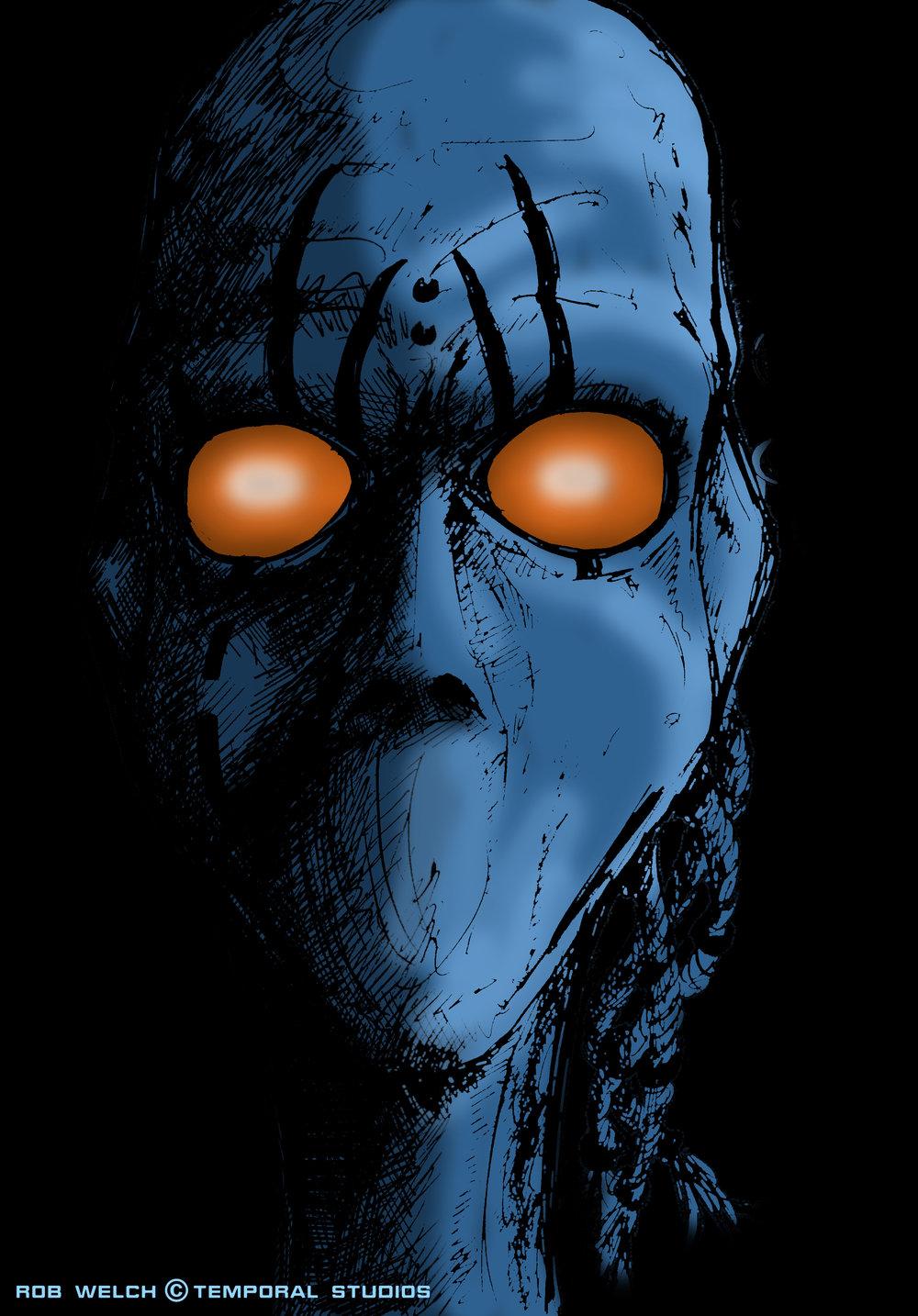 Alien Concept B