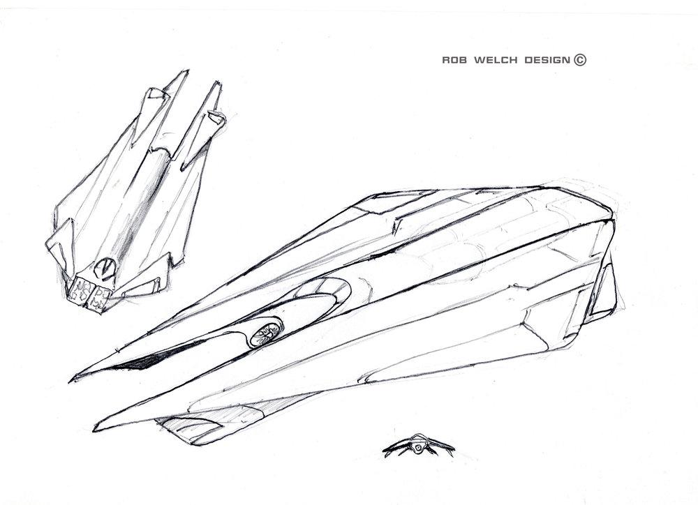 Ship Concept B