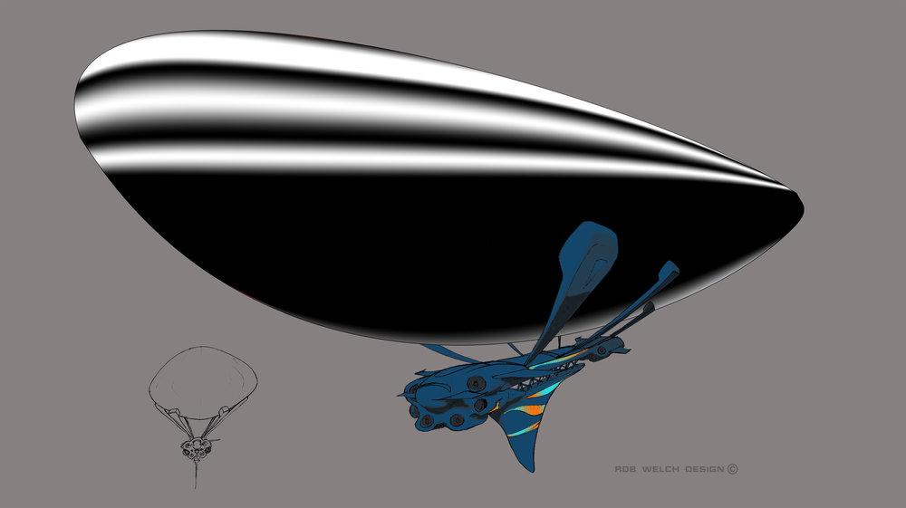 Submarine Concept