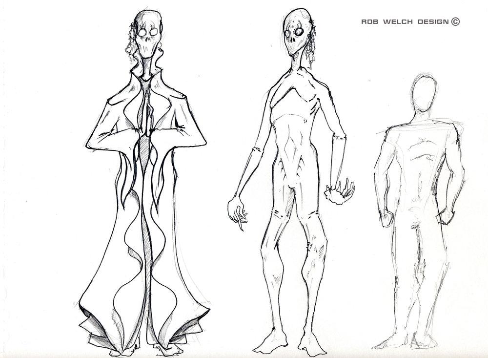 Alien Character Sheet