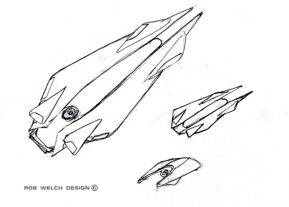 Ship Concept A
