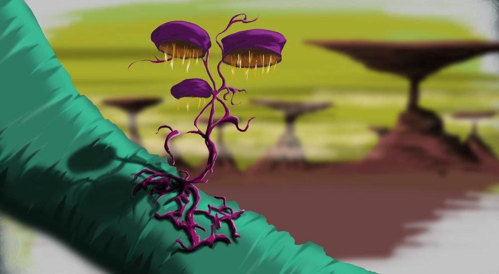 Plant Life Concept A