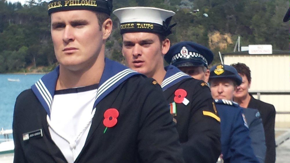 Community ANZAC service