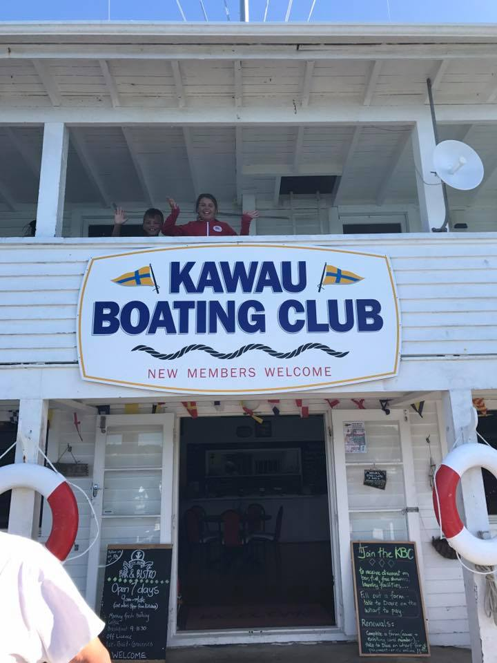 Kawau Boating Club
