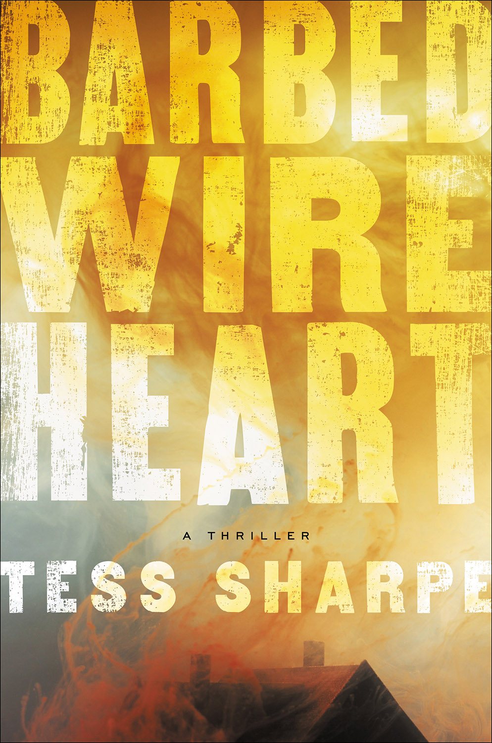 Sharpe, Barbed Wire Heart.jpg