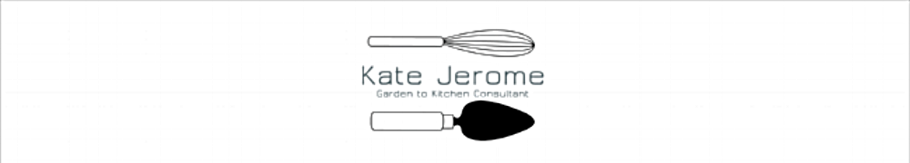 Kate Jerome's Garden and Kitchen