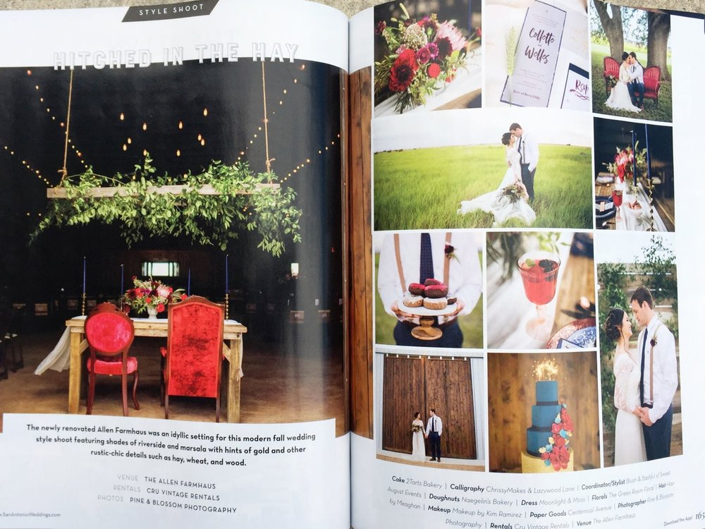 San Antonio Wedding Magazine